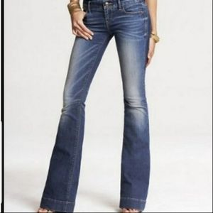 NWT Express Fit and Flare Jeans
